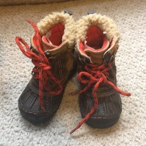 Gap boots - toddler. Great condition!